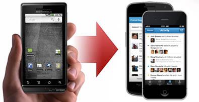 Transferez Vos Donnees Les Plus Importantes D Un Blackberry A Un